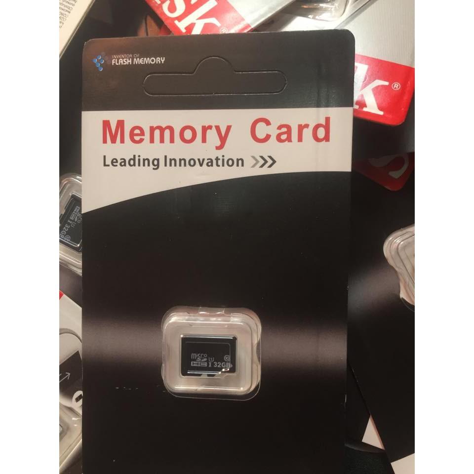 Thẻ nhớ 32G chuyên camera