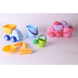 Combo 5 bộ đồ chơi xúc cát