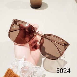 Hình ảnh [Mã FARSBR22A giảm 10% đơn 99k] Kính mát nữ Lilyeyewear chống UV400, thiết kế mắt vuông dễ đeo, màu sắc thời trang 5024-4