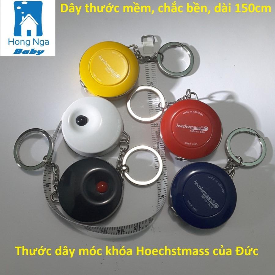 Thước dây móc chìa khóa HoechstMass của Đức 150cm (Mầu tự chọn) -Nút bấm tự thu dây, nhỏ gọn, tiện lợi, bền, đẹp - 21806621 , 1839844180 , 322_1839844180 , 90000 , Thuoc-day-moc-chia-khoa-HoechstMass-cua-Duc-150cm-Mau-tu-chon-Nut-bam-tu-thu-day-nho-gon-tien-loi-ben-dep-322_1839844180 , shopee.vn , Thước dây móc chìa khóa HoechstMass của Đức 150cm (Mầu tự chọn) -N