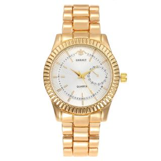 Đồng hồ đeo tay nam mới kinh doanh thép vành đai đơn giản quy mô kỹ thuật số vài đồng hồ thạch anh