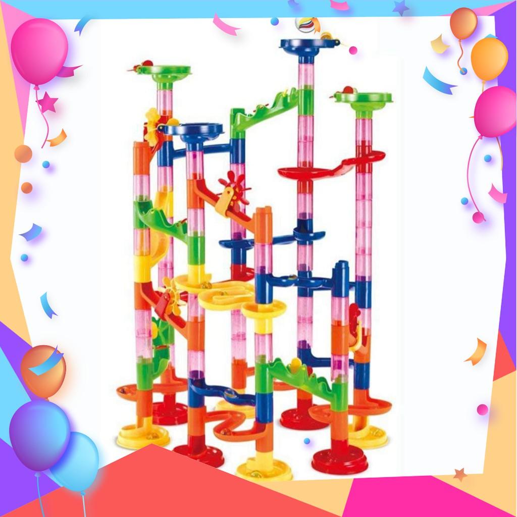 (Rẻ Bất Ngờ) Bộ đồ chơi lắp ráp Marble run–3942 (Mua Ngay Kẻo Hết)