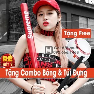 Gạy Bóng Chày Sắt Supreme Chơi Thể Thao thumbnail