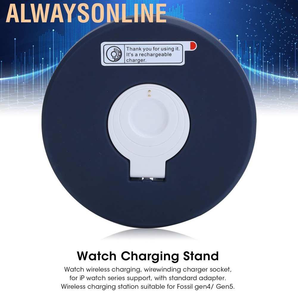 Đế Sạc Nhanh Và Chuyển Đổi Dữ Liệu Đa Năng Alwaysonline Qs-04 Pc + Tpu Usb