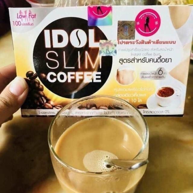 Combo 2 cafe giảm cân idol slim( hàng chuẩn thái lan) - 2643860 , 1166851542 , 322_1166851542 , 220000 , Combo-2-cafe-giam-can-idol-slim-hang-chuan-thai-lan-322_1166851542 , shopee.vn , Combo 2 cafe giảm cân idol slim( hàng chuẩn thái lan)
