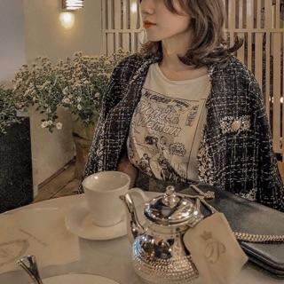 Áo khoác dạ Phoebe
