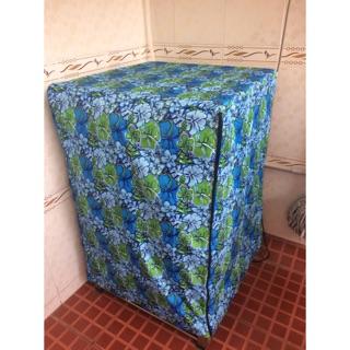 Áo trùm máy giặt siêu bền, vải dù cao cấp, từ 6 kg đến 15 kg.