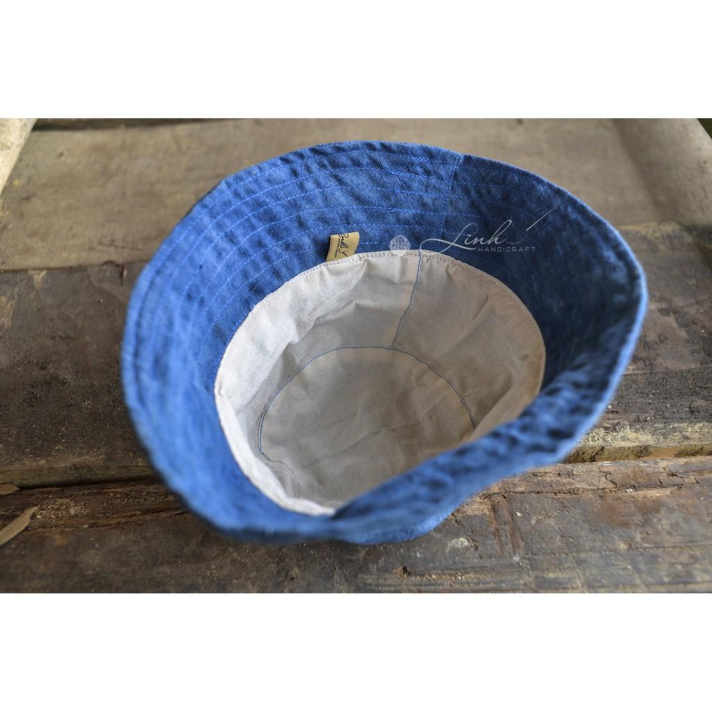 mũ thương hiệu Linh Handicraft cho nam hoặc nữ M101