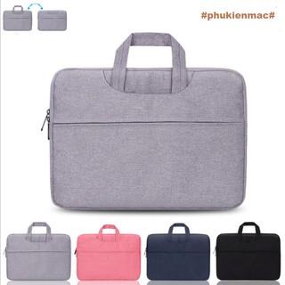 Túi Đựng Laptop/Macbook Túi Chống Sốc Có Quai Xách Chống Nước Nhiều Màu Sắc