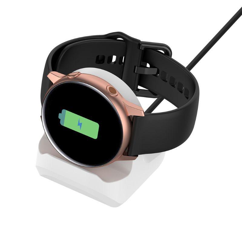 Đế sạc có dây cho đồng hồ thông minh Samsung galaxy watch active 40mm R500 Star