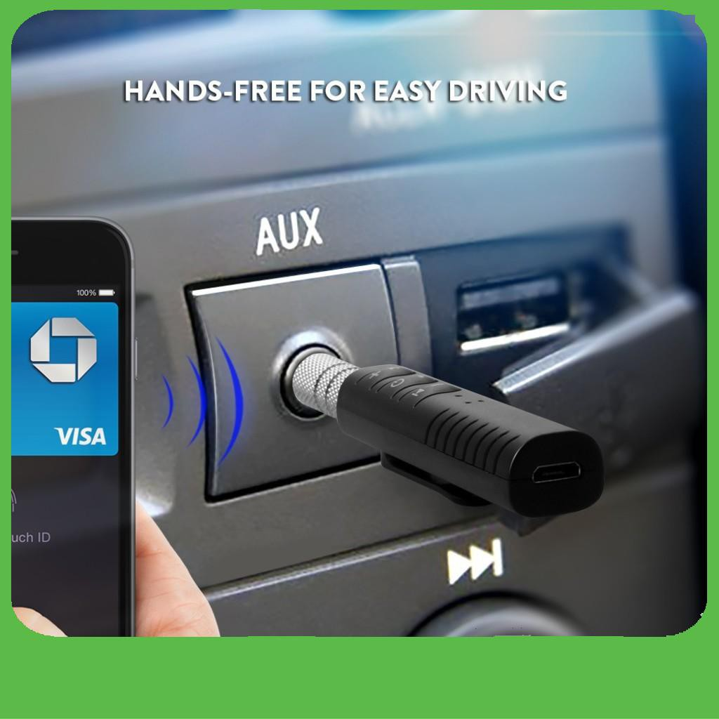 [GIÁ SỈ]  Adapter bluetooth receiver 4.1 rảnh tay