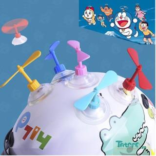 [Mua 1 được 6] Chong chóng tre Doraemon gắn xe, mũ bảo hiểm