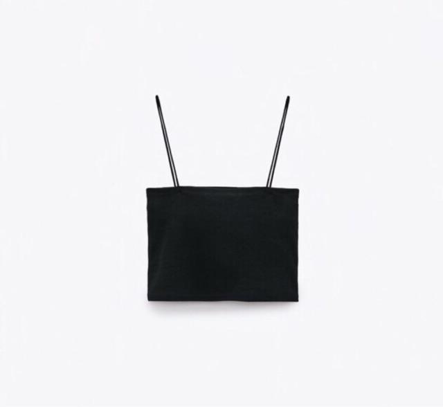 Áo Zara Xuất Xịn 2 Dây Bản Tăm Mẫu Mới Nhất Xám - Đỏ Cam - Vàng & Xanh Đen Size S M L ( Có Sẵn )