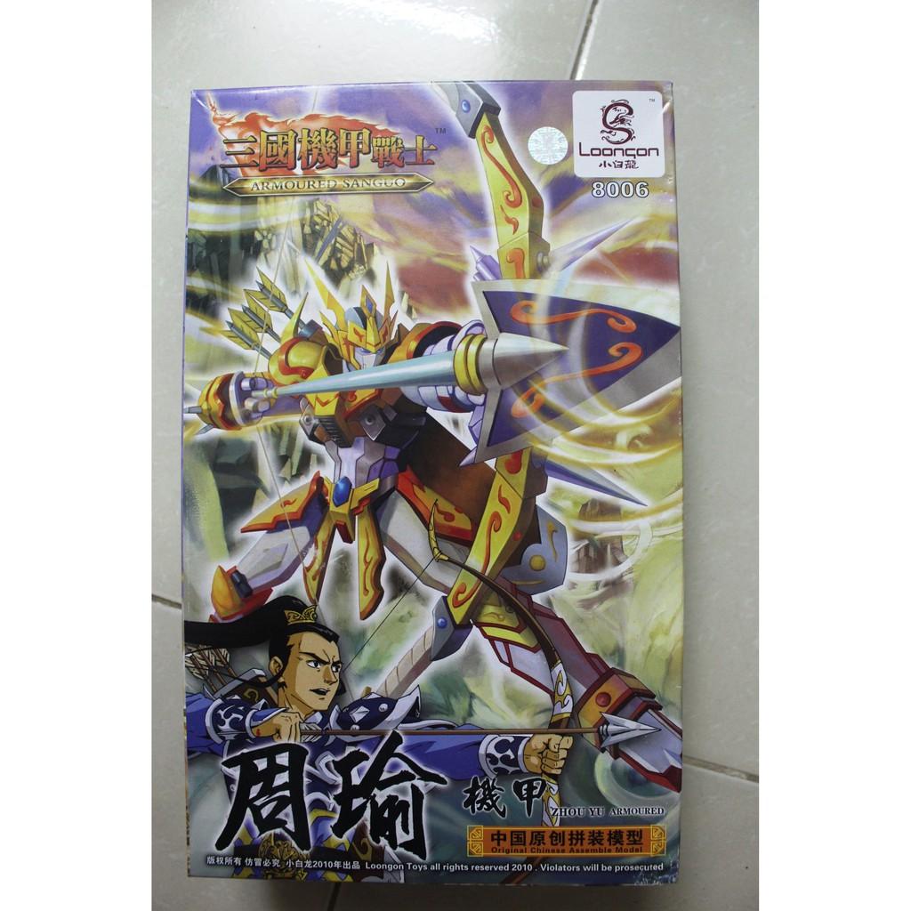 Mô hình lắp ráp HG 1/144 Gundam Tam Quốc Diễn Nghĩa Chu Du Loongon - 10062509 , 1048503216 , 322_1048503216 , 220000 , Mo-hinh-lap-rap-HG-1-144-Gundam-Tam-Quoc-Dien-Nghia-Chu-Du-Loongon-322_1048503216 , shopee.vn , Mô hình lắp ráp HG 1/144 Gundam Tam Quốc Diễn Nghĩa Chu Du Loongon