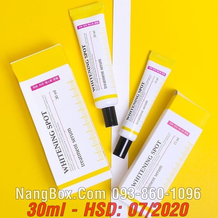 Serum Trị Thâm Nám 4Ever Whitening Spot Treatment Serum