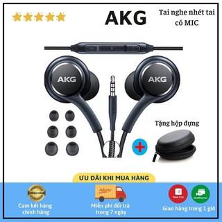 Tai Nghe Samsung S10 Tai nghe AKG Nhét Tai (In Ear) Samsung S8 S10 Tặng Kèm 1 Bao Đựng Tai Nghe - TGDĐ89 thumbnail