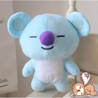 BT21- BTS mini gấu bông KOYA – Namjoon (xanh dương)