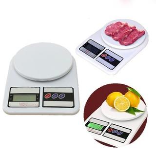 Cân điện tử mini electronic SF-400 10kg - Cân nhà bếp cân thực phẩm