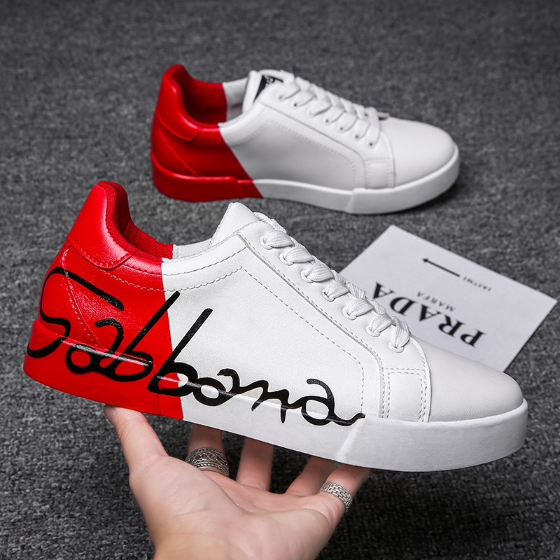Shoes men's spring Korean version of the trend of sports sho