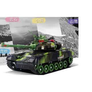 Xe tank hồng ngoại điều khiển từ xa pin sạc 33 cm – HT9993