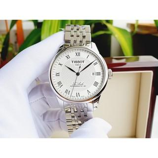 Đồng hồ nam ⌚️TI.SSOT LE LOCLE POWERMATIC 80 T006.407.11.033.00 (T0064071103300) dành cho các NAM