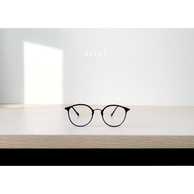 Gọng kính cận ELIOT gọng kính mắt mèo gọng kính nam, nữ thời trang Unisex