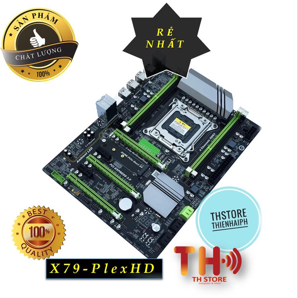 [RẺ NHẤT SHOPEE] Main X79 socket 2011 cho Cpu i7 – E5 v1 + v2 Giá chỉ 1.290.000₫