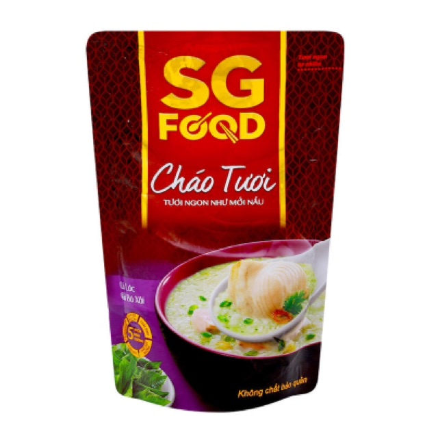 Cháo cá lóc và cải bó xôi SG Food 270g - 2534499 , 290940140 , 322_290940140 , 30000 , Chao-ca-loc-va-cai-bo-xoi-SG-Food-270g-322_290940140 , shopee.vn , Cháo cá lóc và cải bó xôi SG Food 270g