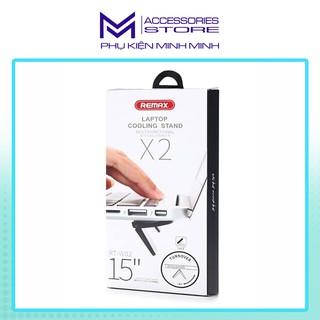 Đế tản nhiệt Remax RT-W02 cho Macbook, Laptop thumbnail