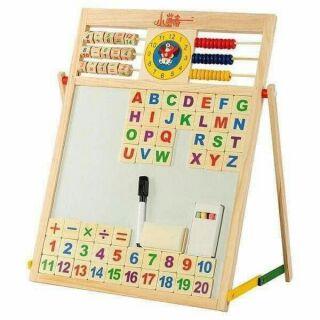 Bảng ghép chữ và ghép số
