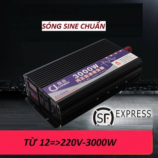 Bộ kích điện sóng sine chuẩn 3000w