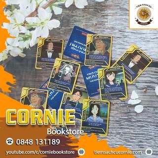 Thẻ Toonies CONAN – Trò Chơi Mưu Trí – Thẻ Vàng