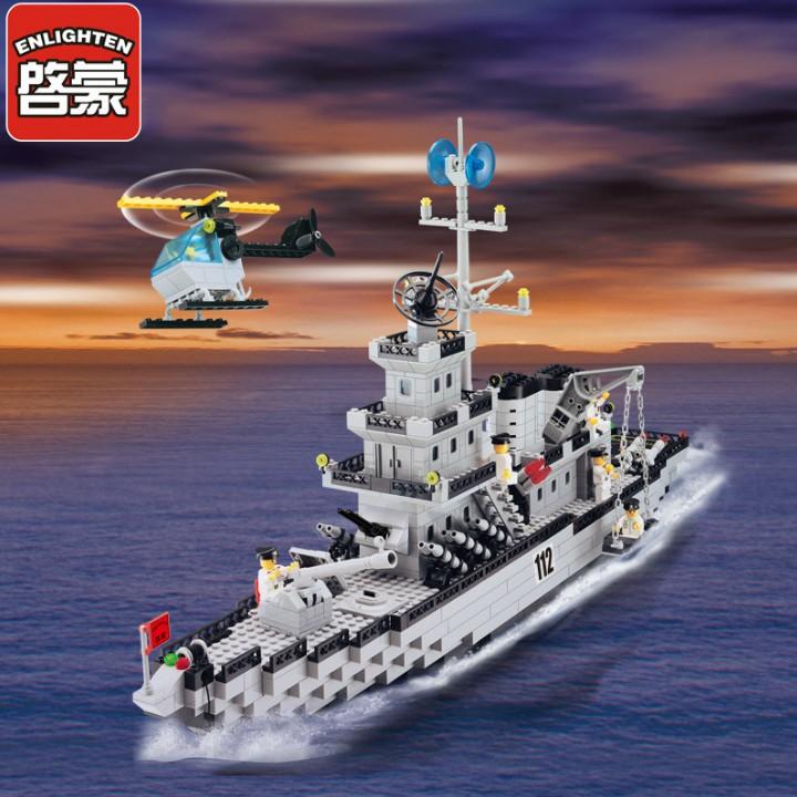 Lego Lắp Ráp Tàu Chiến Cỡ Lỡn và Trực Thăng - 970 Chi Tiết - 9944798 , 1153210943 , 322_1153210943 , 610000 , Lego-Lap-Rap-Tau-Chien-Co-Lon-va-Truc-Thang-970-Chi-Tiet-322_1153210943 , shopee.vn , Lego Lắp Ráp Tàu Chiến Cỡ Lỡn và Trực Thăng - 970 Chi Tiết