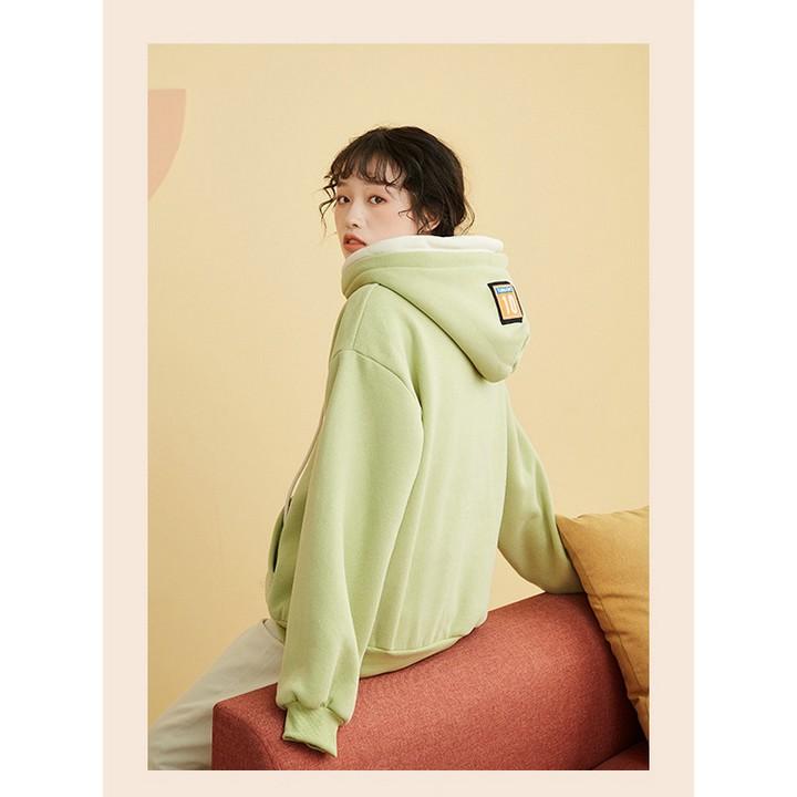 Áo Hoodie form rộng tay dài Hello chất nỉ bông mới 2019 | WebRaoVat
