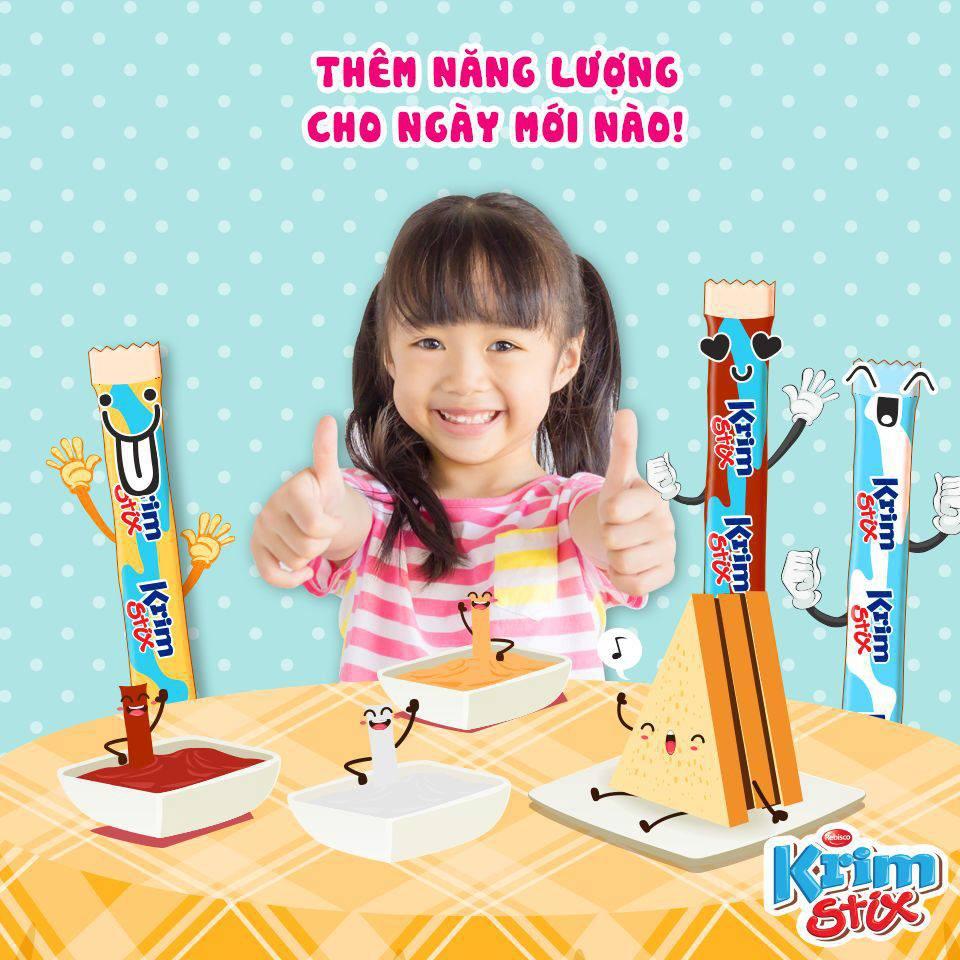 Combo 5 thanh kẹo mềm Krim Stick chọn vị - 2520072 , 1197057970 , 322_1197057970 , 8000 , Combo-5-thanh-keo-mem-Krim-Stick-chon-vi-322_1197057970 , shopee.vn , Combo 5 thanh kẹo mềm Krim Stick chọn vị