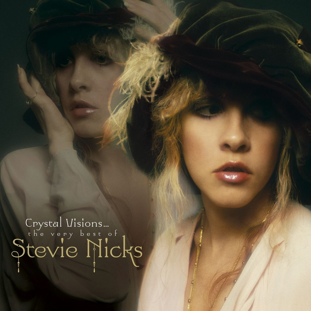 Stevie Nicks - Crystal Visions - The Very Best of Stevie Nicks - Đĩa CD
