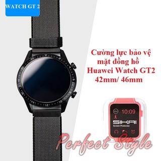 [Mã ELORDER5 giảm 10K đơn 20K] Cường lực đồng hồ Huawei Watch GT GT2 Magic