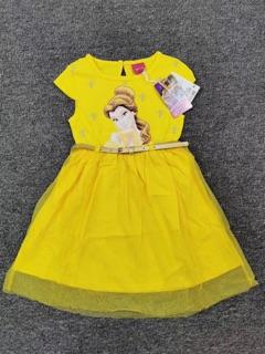 Váy bé gái xuất dư xịn Disney size 1-3 tuổi