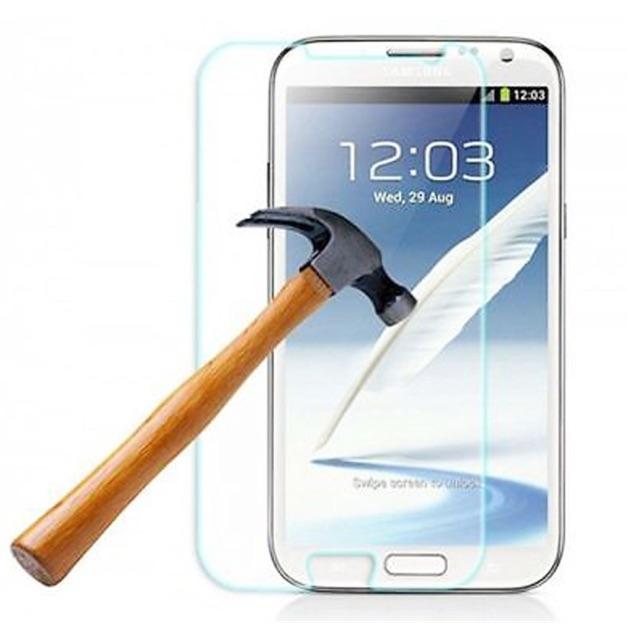 Samsung Galaxy Note 2/ N7100 kính cường lực kèm phụ kiện dán tại nhà