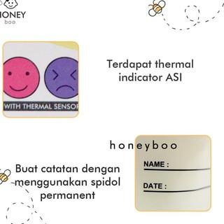 Túi Đựng Sữa Mẹ Dung Tích 30 – Honeyboo 200ml Tiện Dụng