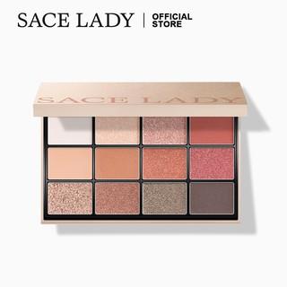 Bảng phấn trang điểm mắt SACE LADY với nhiều tông màu hợp thời trang 55g thumbnail