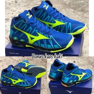 MIZUNO Giày thể thao chơi bóng chuyền Tornado x2 cho nam thumbnail