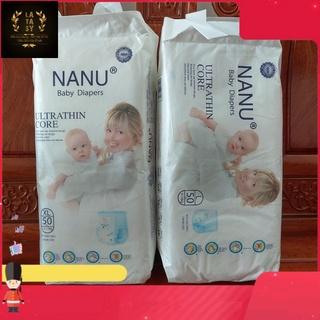 Bỉm Tã NANU Baby Nội Địa Trung Cho Bé