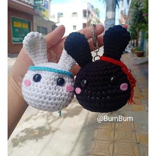 Thỏ handmade Trần Tình Lệnh Ma Đạo Tổ Sư