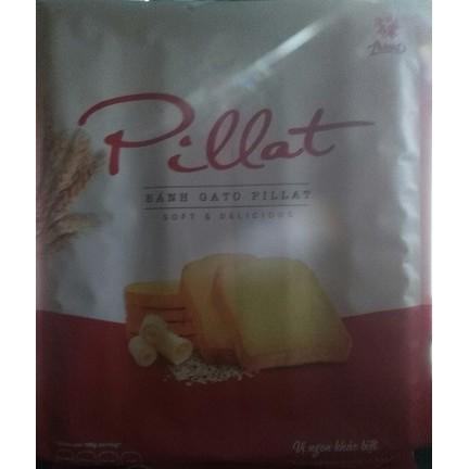 Bánh gato Pillat túi 216g