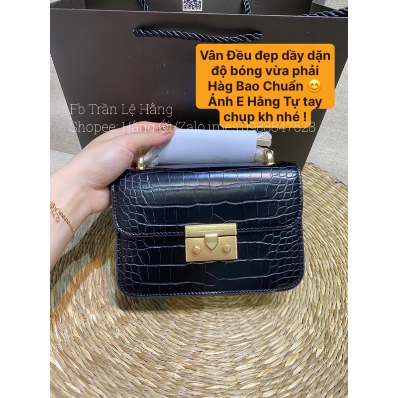 Túi Chữ C Hàng Xuuuất size mini 18cm