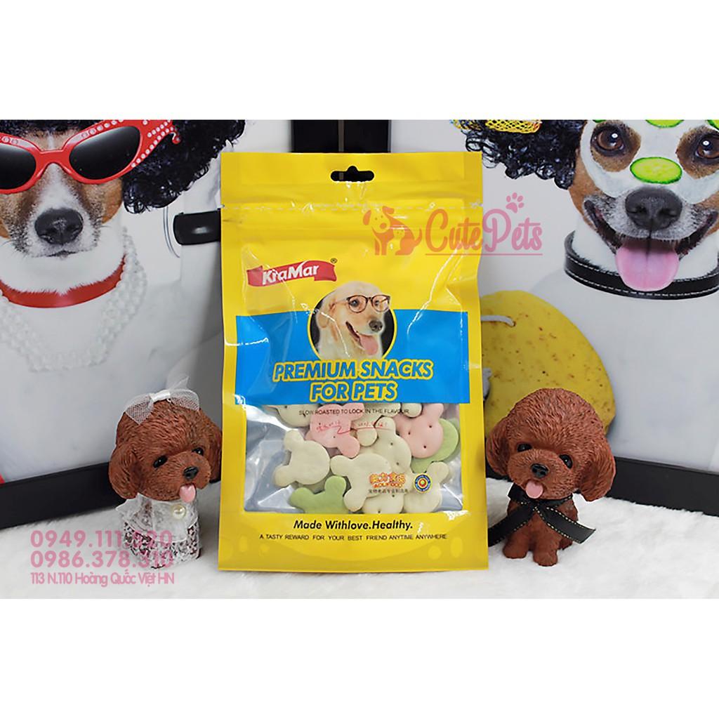 ? Bánh thưởng KraMar 100g hình gấu - Thức ăn cho chó - CutePets Phụ kiện chó mèo - 3379603 , 703156341 , 322_703156341 , 35000 , -Banh-thuong-KraMar-100g-hinh-gau-Thuc-an-cho-cho-CutePets-Phu-kien-cho-meo-322_703156341 , shopee.vn , ? Bánh thưởng KraMar 100g hình gấu - Thức ăn cho chó - CutePets Phụ kiện chó mèo