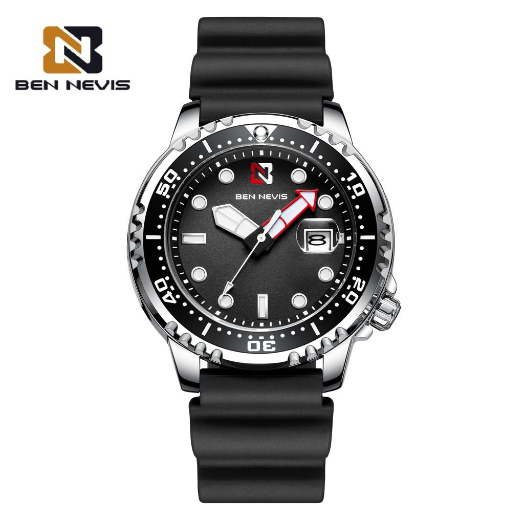 Đồng hồ nam thời trang cao cấp Ben Nevis 118