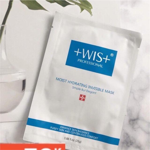 Mặt nạ dưỡng ẩm Wis - tách set 6M giá rẻ