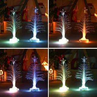 Christmas Gift Ornaments Glowing Christmas Tree Night Lights Children's Toys Kin